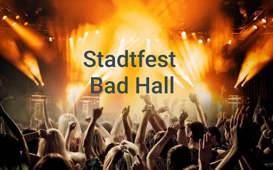 Stadtfest Bad Hall Article