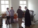 Abt Ambros Ebhart zum 60er