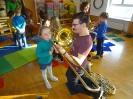 Instrumente Vorstellen im Kindergarten